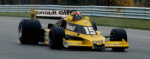Renault RS01, 1977-1979