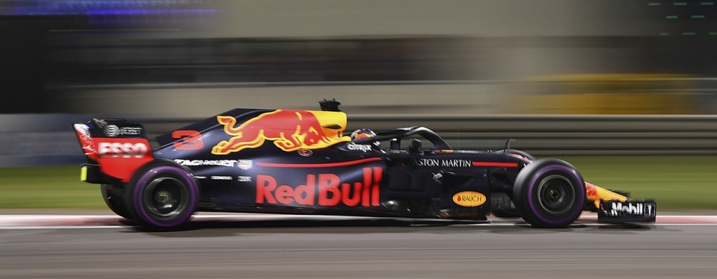 Red Bull-TAG Heuer RB14. Daniel Ricciardo, GP de Abu Dhabi 2018, Foto: Getty Images / Red Bull Content Pool