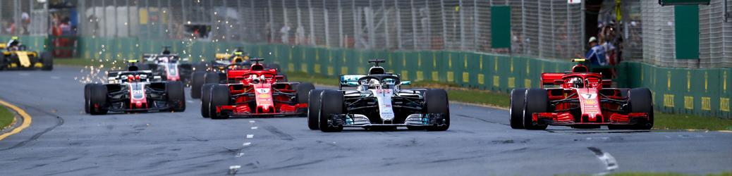 2018 Australian Grand Prix, Sunday - Wolfgang Wilhelm