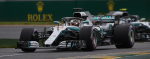 Mercedes F1 W09 EQ Power+, 2018