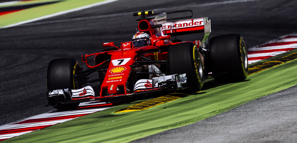 Raikkonen, Gran Premio de España 2017, Foto: Ferrari