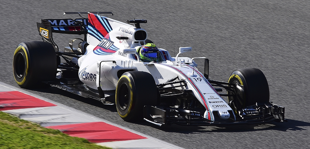 Williams-Mercedes FW40, Foto: Artes Max, Creative Commons 2.0