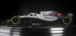 Williams-Mercedes FW41, 2018