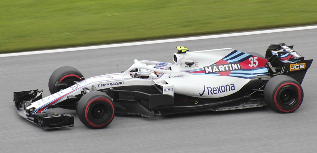 Williams-Mercedes FW41, Foto: Lukas Raich, Creative Commons 4.0