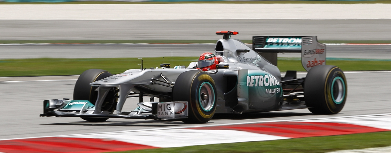 Mercedes MGP W02. Calificación GP de Malasia, Foto: Mercedes, Wolfgang Wilhelm