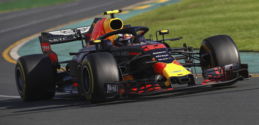 MaxVerstappen, GP de Australia 2018, Foto: Getty Images / Red Bull Content Pool