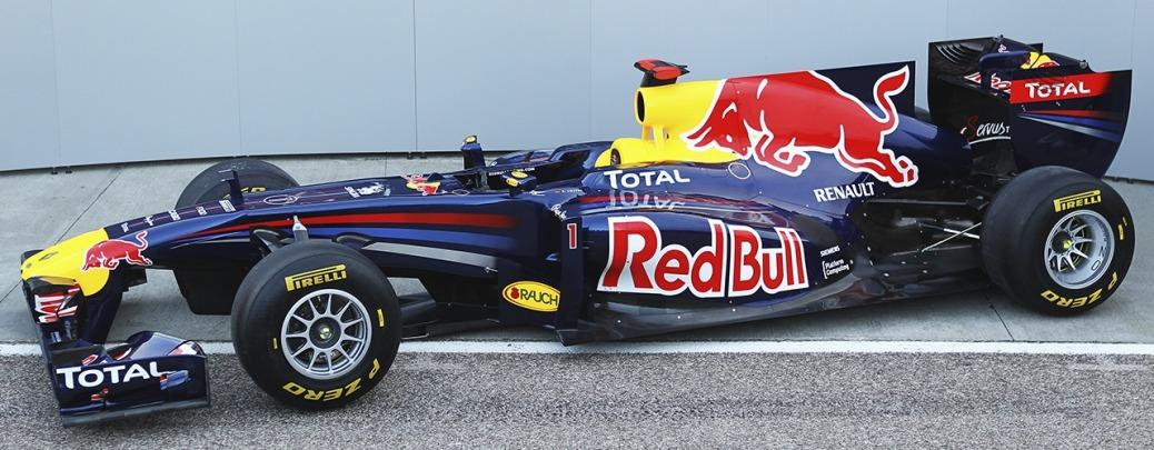 Red Bull-Renault RB7, la presentación en Valencia, Foto: Red Bull