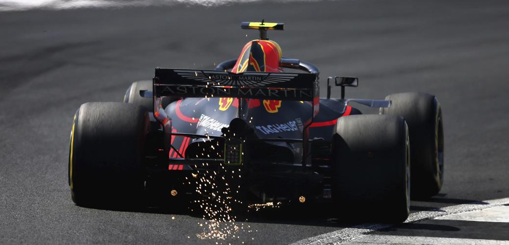 Daniel Ricciardo, Entrenamientos Silverstone, Getty Images / Red Bull Content Pool