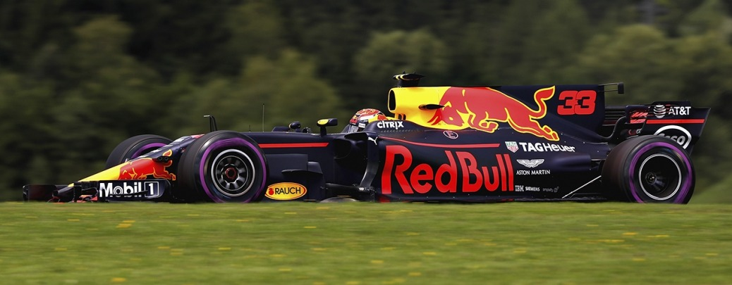 Red Bull-TAG Heuer RB13, durante el Gran Premio de Austria, Foto: Red Bull