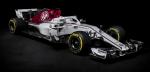 Sauber – Ferrari C37, 2018