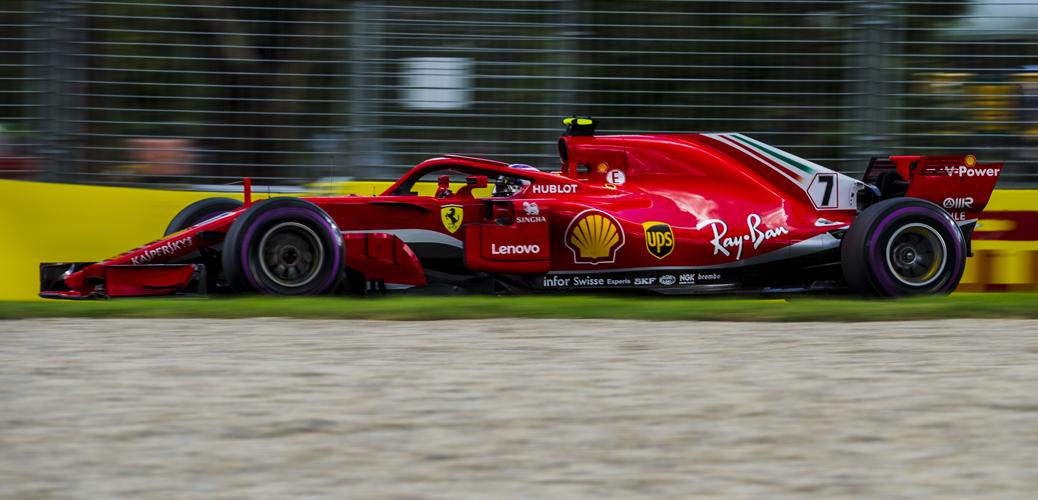 Kimi Raikkonen, Gran Premio de Australia 2018. Foto: Scuderia Ferrari