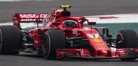Ferrari SF71H, Gran Premio de México, Foto: Ferrari