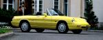 """Alfa Romeo Spider Serie 4 """"Última"""", 1989-1993"""