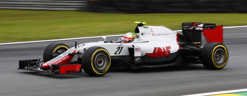 Esteban Gutierrez, Clasificación Gran Premio de Brasil 2016, Foto: Haas F1 Team