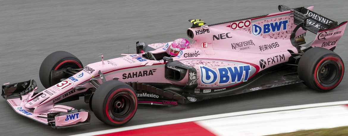 Force India-mercedes VJM10, Foto: Morio Creative Commons 4.0