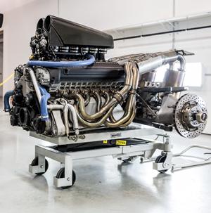 BMW Motorsport S70/2, para el McLaren F1, Foto: McLaren