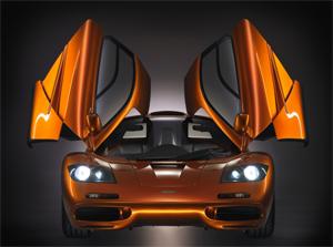 Puertas abiertas McLaren F1, Foto: McLaren Automotive Limited.