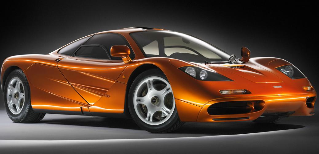 Tres cuartos delantera McLaren F1, Foto:McLaren Automotive Limited