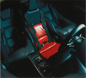 Interior McLaren F1, Foto: McLaren Automotive Limited.