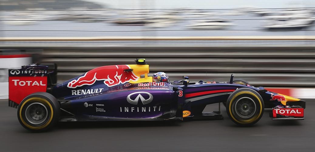 Red Bull-Renault RB10, 2014, Gran Premio de Mónaco, Foto: Red Bull