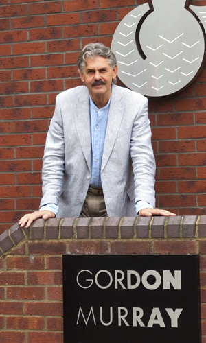 Gordon Murray, Foto: Gordon Murray Design