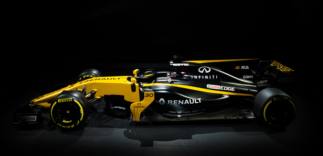 Presentación, Renault Sport Formula One Team/xpb/James Bearne