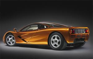 Tres cuartos trasera McLaren F1, Foto:McLaren Automotive Limited