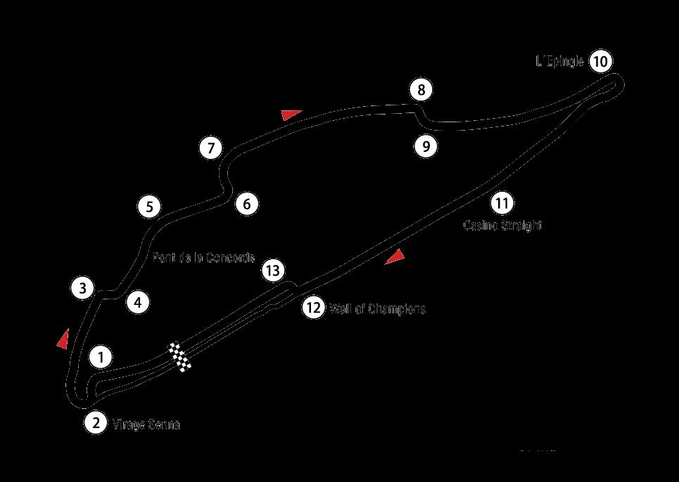 Circuito Gilles Villeneuve : Mercedes benz archivos gasolina super