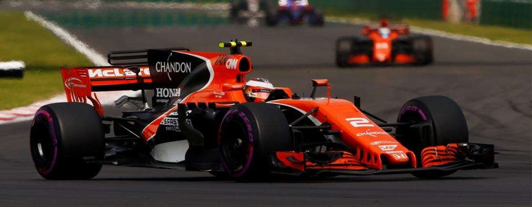 McLaren-Honda MCL32, Gran Premio de México, Foto: Honda