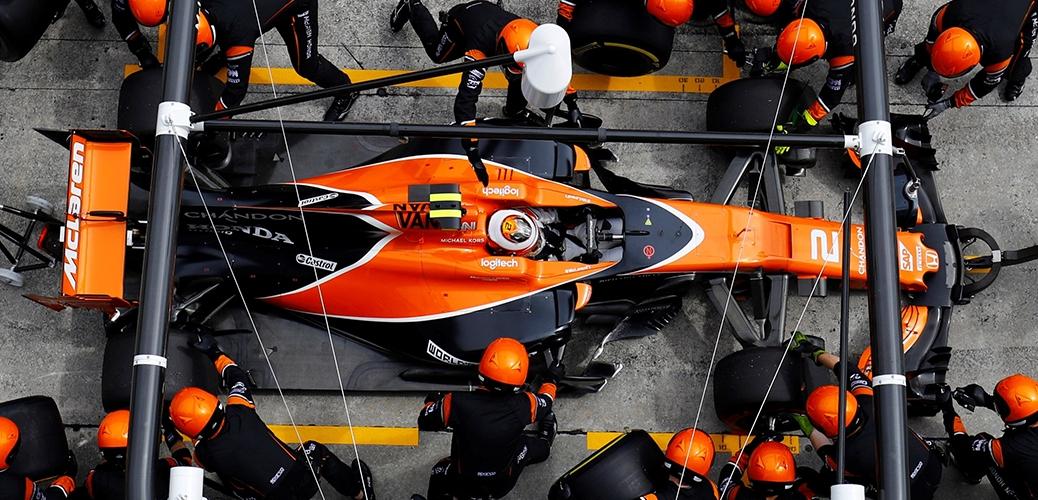 McLaren-Honda MCL32, Gran Premio de Malasia, Foto: Honda