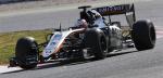 Force India-Mercedes VJM08, 2015