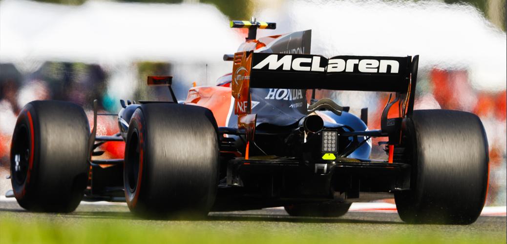 McLaren MCL32, Suzuka 2017, Foto: Steven Tee - McLaren