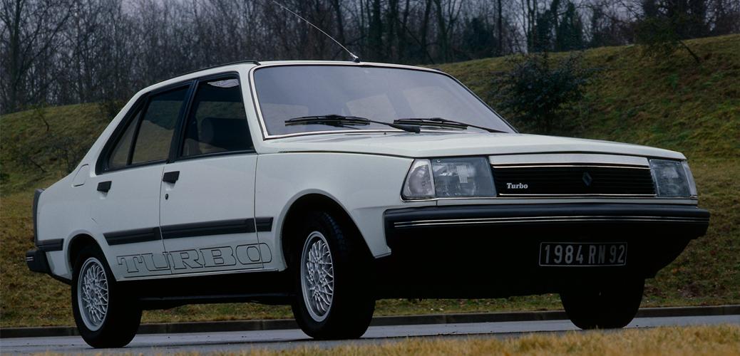 Renault 19 Turbo, Foto: Renault