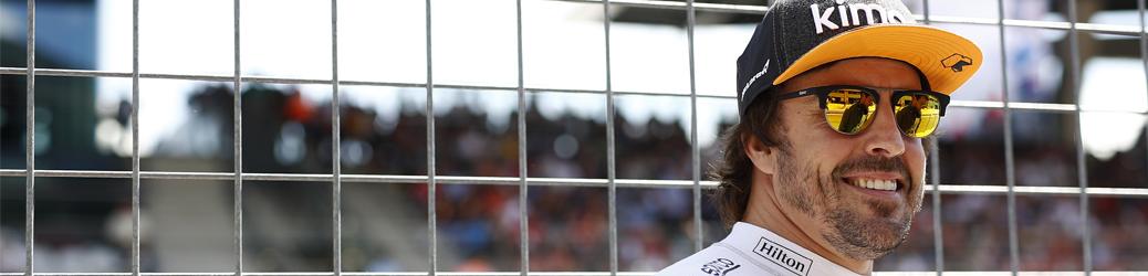 Fernando Alonso se va