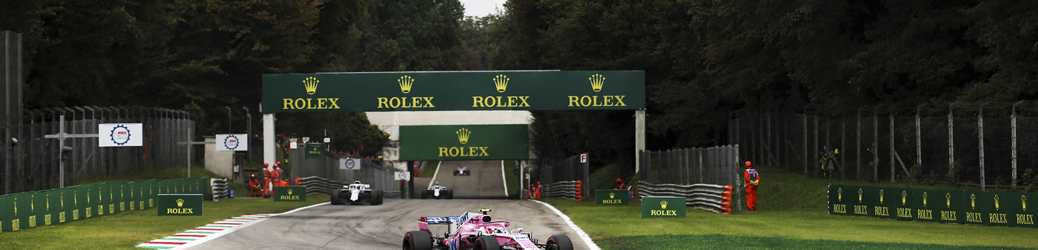 Autodromo Nazionale di Monza, Foto: Force India 2018