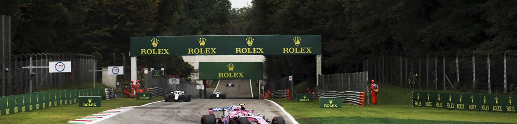 Autodromo Nazionale di Monza, Foto: Force India 2018