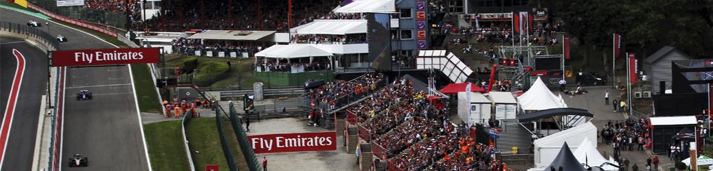 Circuito de Spa-Francorchamps. Foto: Force-India 2018