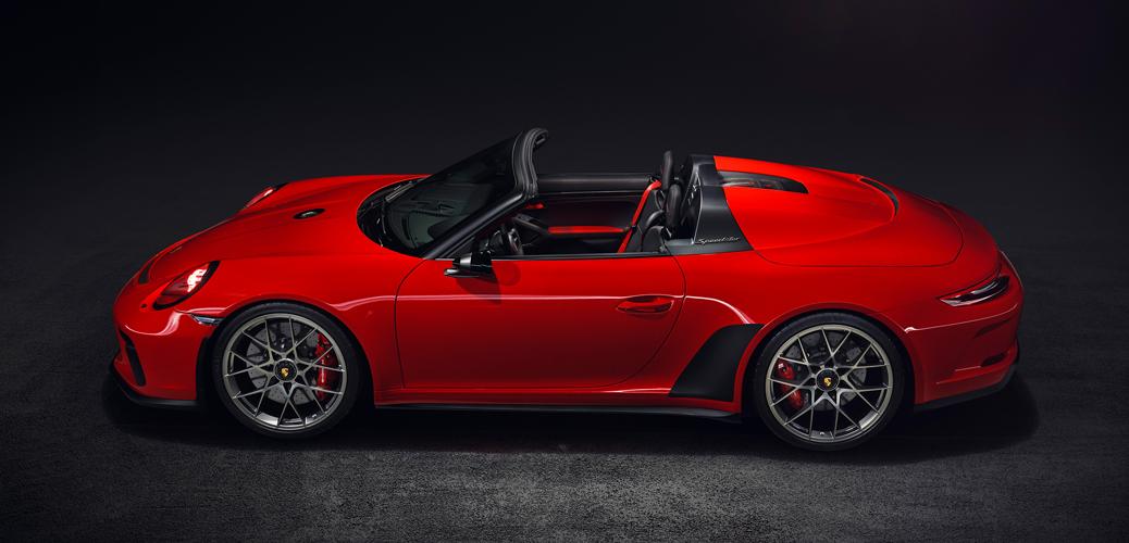 Porsche 911 Speedster Concept II 2018, Foto: Porsche AG