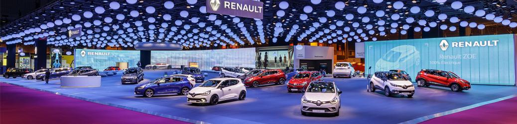 Paris Motor Show, Foto: Ranault