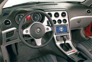 Interior del coche, Foto: Alfa