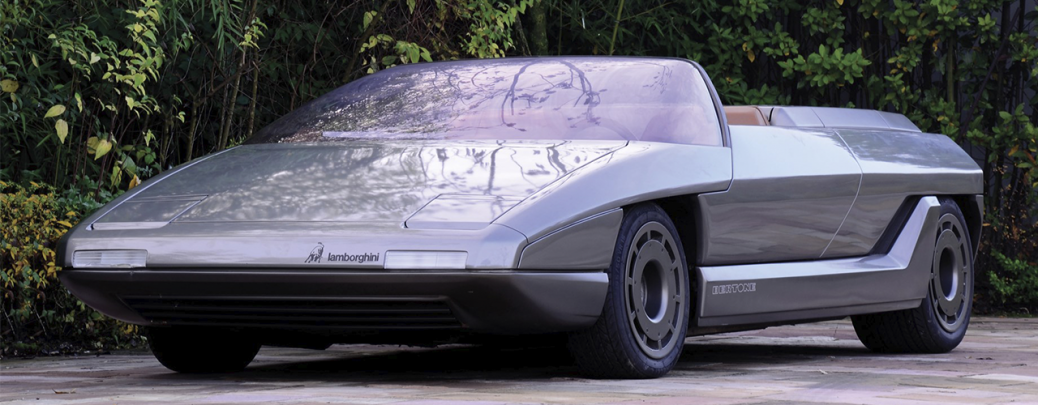 Lamborghini Athon, Foto: Tom Wood / Courtesy of RM Auctions