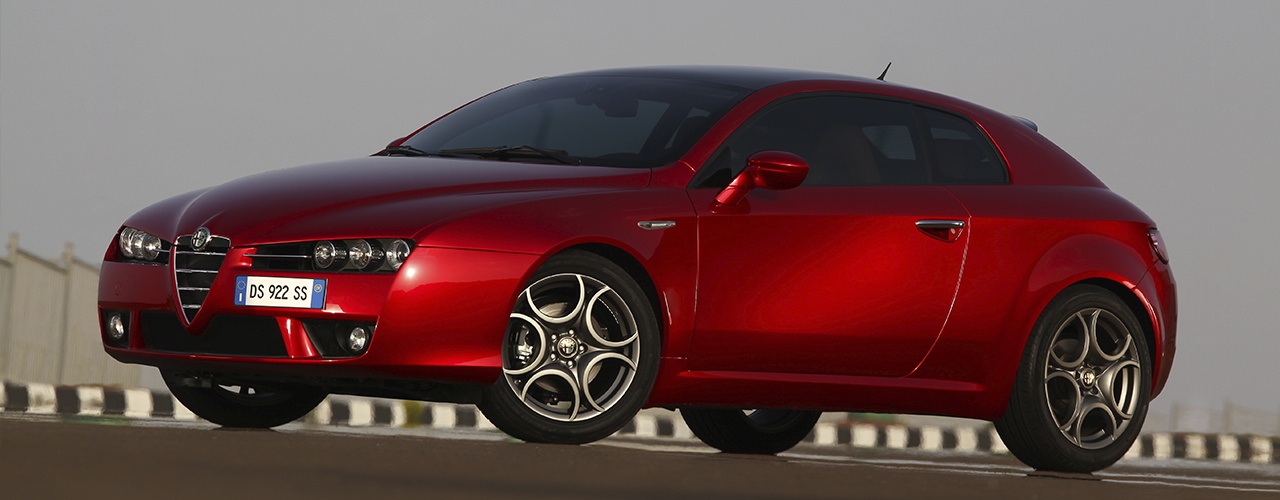 Alfa Romeo Brera, Foto: Alfa Romeo