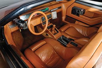 Interior, foto: Bertone
