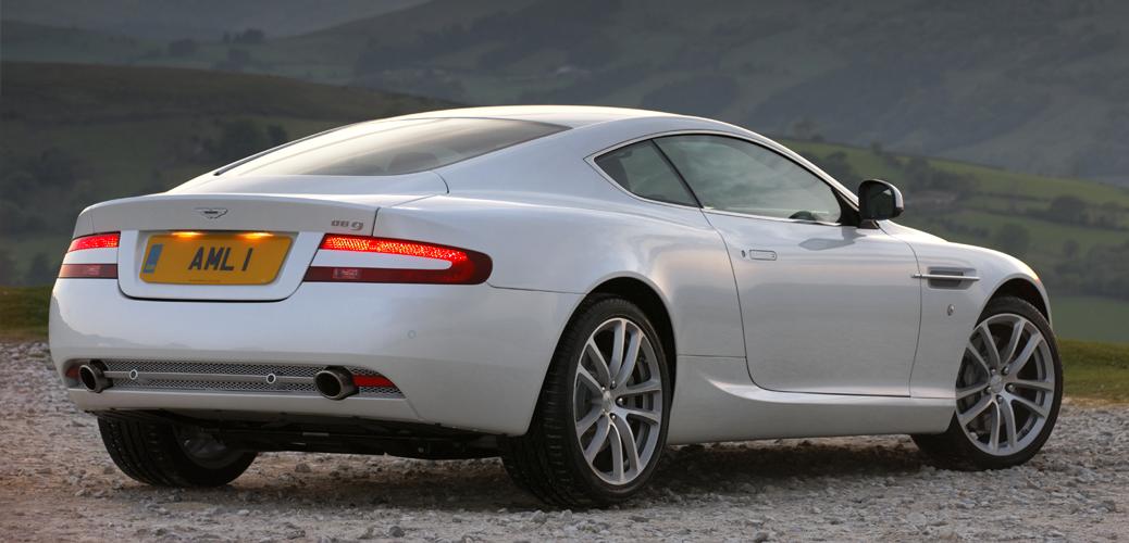 Aston Marin DB9, Foto: Aston Martin