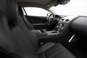 Interior del coche, Foto de la marca