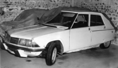 Proyecto F/AP de Citroën