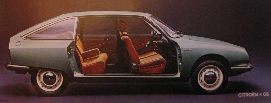 GS 1.220 Club, 1973, Foto: Citroën