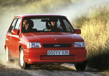 Opel Corsa GSi. Foto: Opel Automobile GmbH