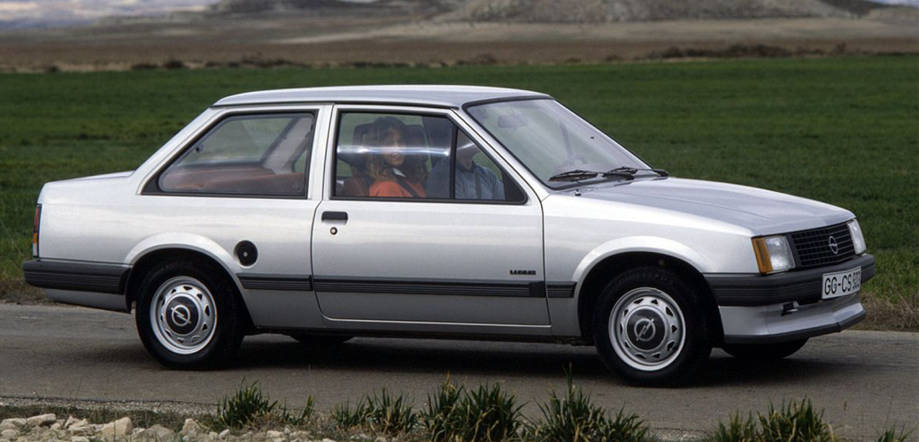 Opel Corsa TR, Foto: Opel