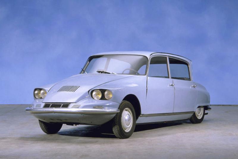Proyecto C-60 de Citroën